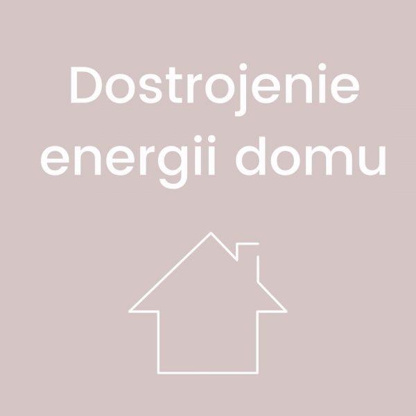 dostrojenie energetyczne domu